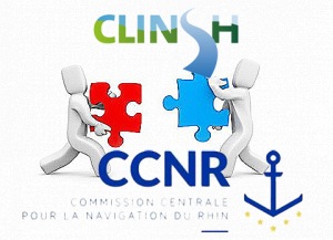 CLINSH and CCNR join forces to study financing instruments for greening inland shipping