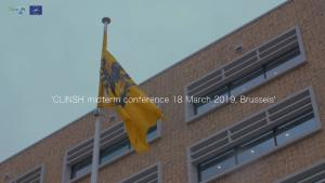 Retrospect CLINSH mid term conference Brussels (video)