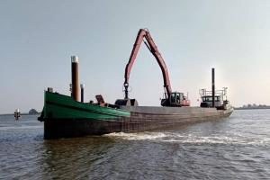 CLINSH ship 'Triton' achieves substantial emission reductions