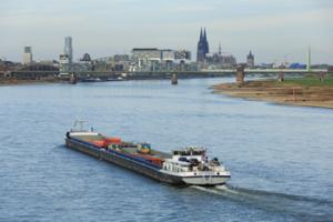 CLINSH inland shipping fleet trial complete with 41 ships