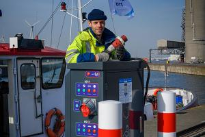 Free CLINSH energy scan for inland vessels