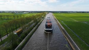 The Province of Zuid-Holland has made the finals of the Computable Awards 2018 with its Smart Shipping in Zuid-Holland project