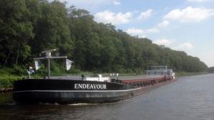 Skipper Wiemer Hoekstra (Endeavour B.V.)