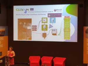 CLINSH at Greening Inland Shipping Conference & Exhibition (London)