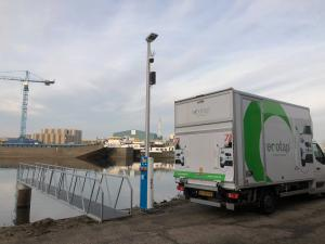 Commissioning of shore power cabinets Oostkanaalhaven